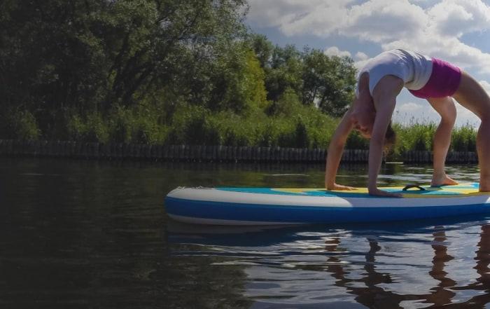Sup Yoga mit M.Ruegg