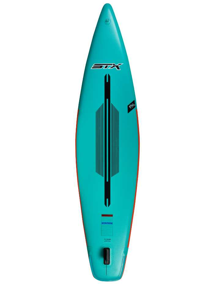 "STX Tourer 11'6 x 32"" x 6"" Mint Back View"