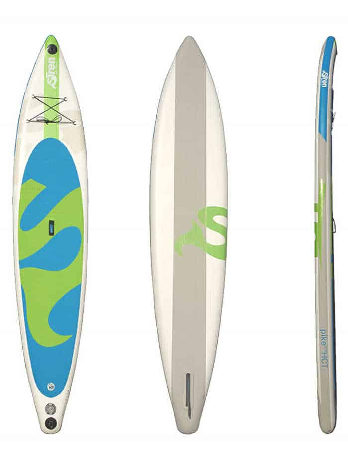 "Siren Pike 12'6 x 29"" Sup Board"