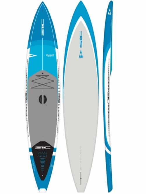 "SIC Bullet 12'6 x 28,5"" Superfly Construction"