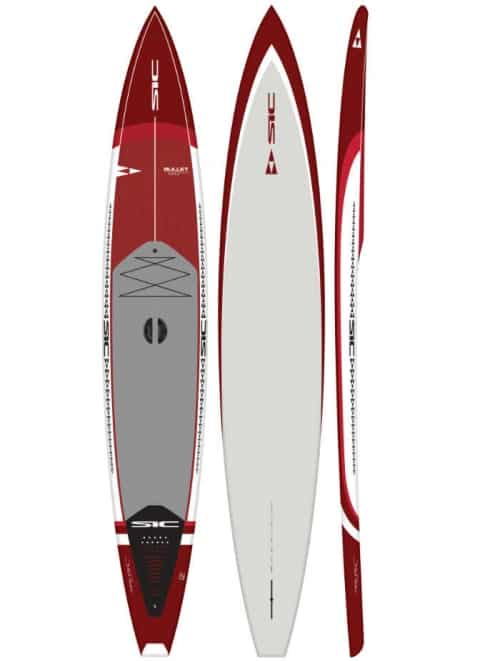 "SIC Maui Bullet 14'0 x 17,5"" Dragonfly Construction"