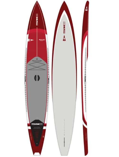 "SIC Maui Bullet 14'0 x 27,5"" Superfly Construction"
