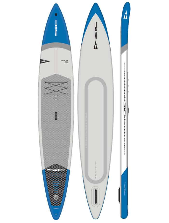 "SIC Maui Bullet Air Glide 14'0 x 28,5"" Double FST Construction"