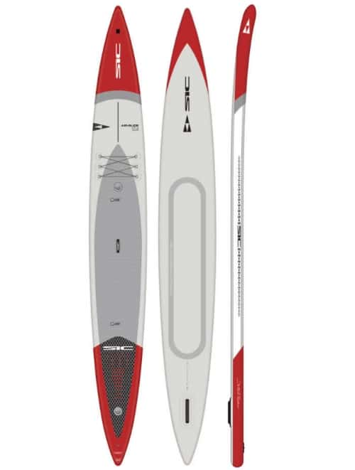 "SIC Maui Bullet 17'4 x 26,6"" Double FST Construction"