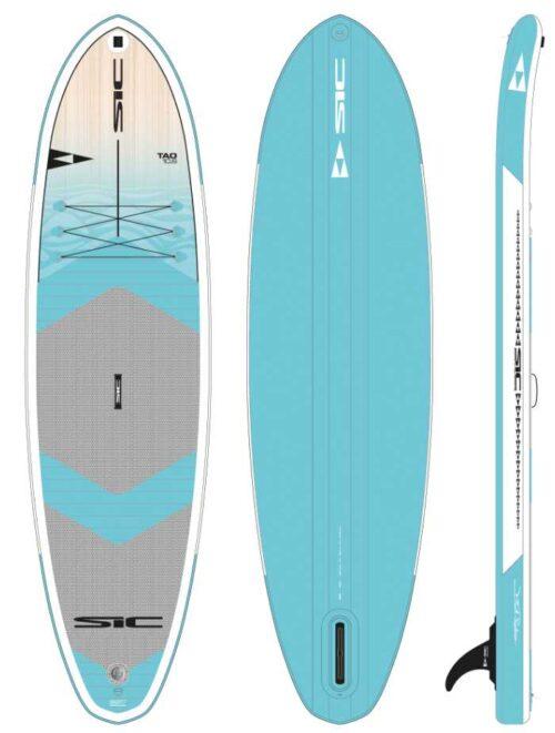 """SIC Maui Tao Air Glide 10'6 x 33"""" Inflatable Sup Board"""