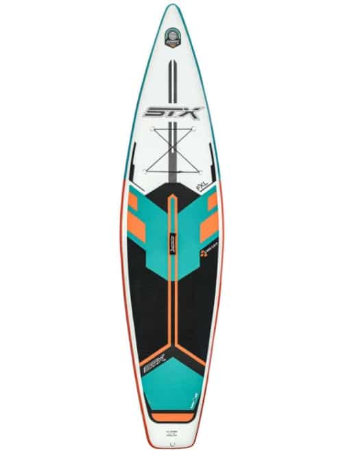 "STX 2020 Tourer 11'6 x 32"" FXL Double Layer Fusion Mint/Orange"