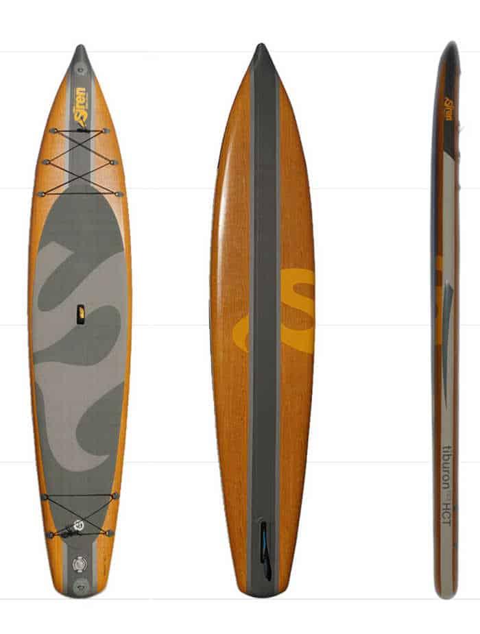 """Siren Tiburon 13'3 x 32"""" Sup Board"""