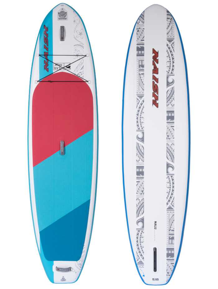 "Naish S25 Alana 10'6 x 32"" x5"" Inflatable Sup"