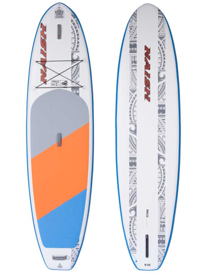 "Naish S25 Nalu 10'6 x 32"" x 6"" Inflatable Sup"
