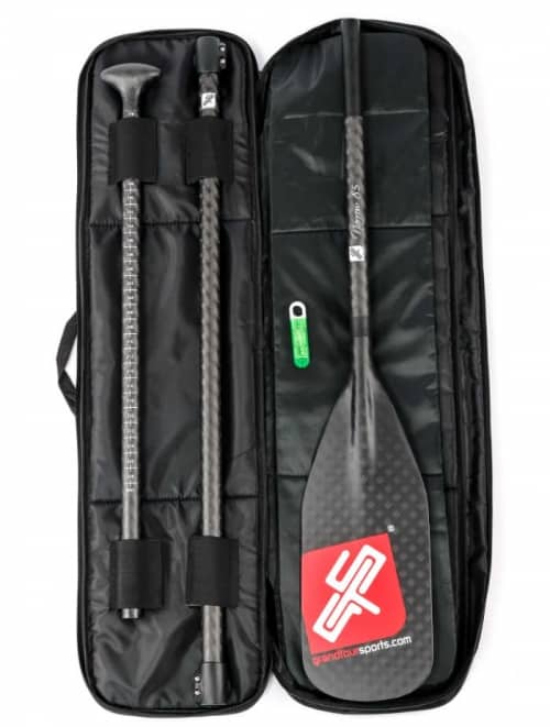 GTS Narrow 85 Carbon Paddle 3pcs