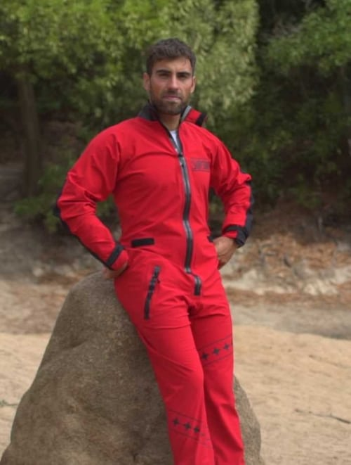 Supskin Dynamic Drysuit Men