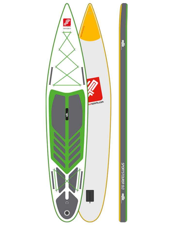 GTS 2020 Sportstourer 13 Grün Weiß Grau