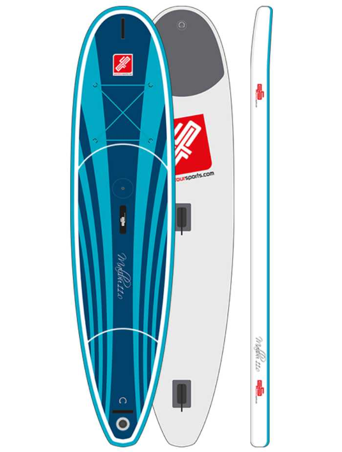 "GTS Malibu Surf 11'0 x 31,5"" x 6"" Inflatable sup"