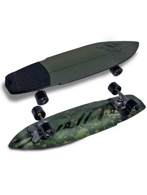 Swelltech Hybrid Camo Komplettboard