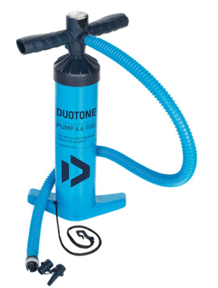 Duotone Kite Pumpe L