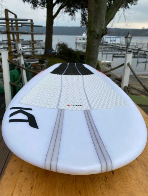 KT Drifter Pro 5'10 used front