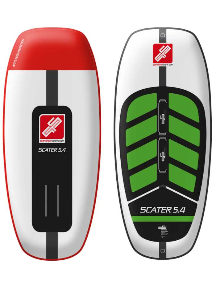 """GTS Scater 5'4 x 27"""" 105L Inflatable Foilboard"""