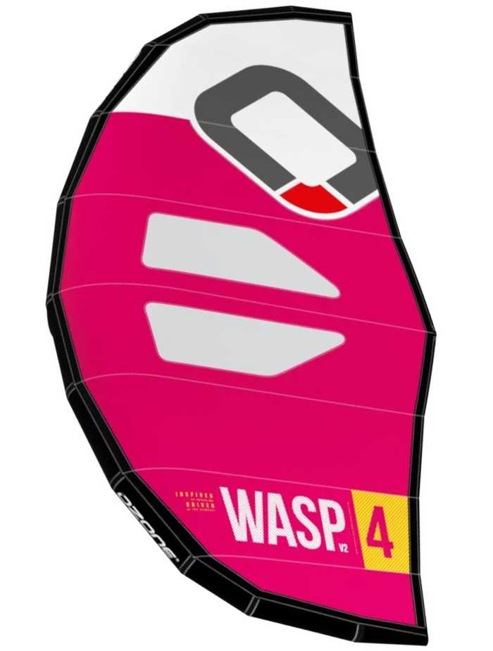 OZONE WASP V2 Wing Ruby Red